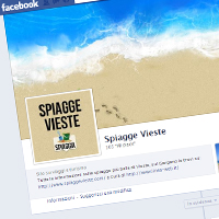 <strong>SPIAGGE VIESTE</strong><br/>&raquo; pagina Facebook