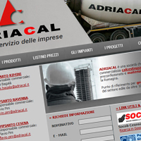 <strong>ADRIACAL</strong><br/>&raquo; adriacal.it